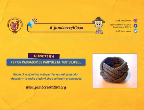 L'A.E. Jamborre proposa la 4ª activitat per a aquesta quarantena