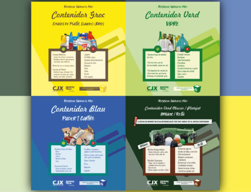 """El CJX llança la campanya """"Reciclem, Salvem el Mon"""" per celebrar el Dia del Medi Ambient"""