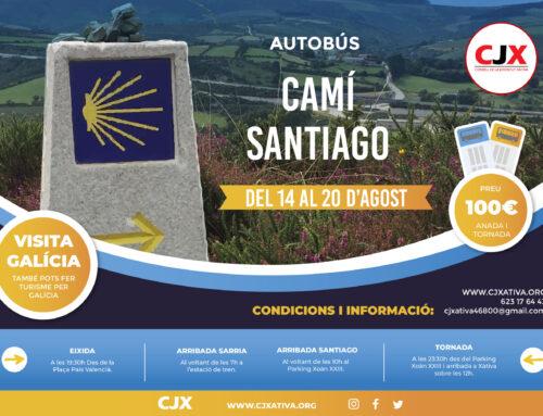 Vols fer el Camí de Santiago o turisme per Galícia?