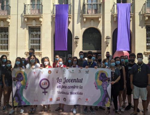 El Consell de la Joventut organitza l'acte contra la Violència Masclista