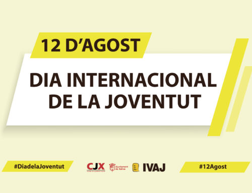 El Consell de la Joventut de Xàtiva celebra el dia Internacional de la Joventut