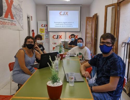 El Consell de la Joventut i les associacions juvenils de Xàtiva reprenen la seua activitat