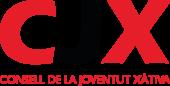 Consell de la Joventut de Xàtiva Logo