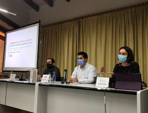 Presentació de l'estudi sobre l'Impacte de la Covid19: Joventut i Associacionisme Juvenil de Xàtiva