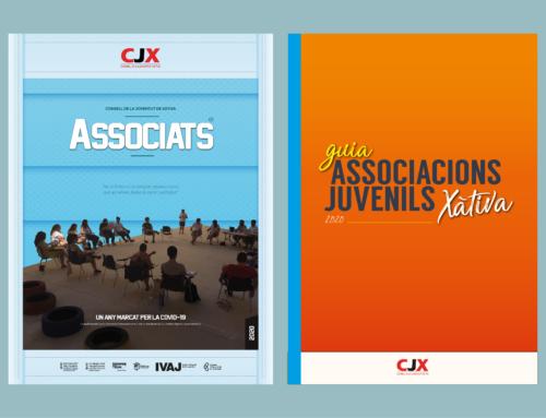 Coneix la Revista Associats i la Guia d'Associacions juvenils 2020