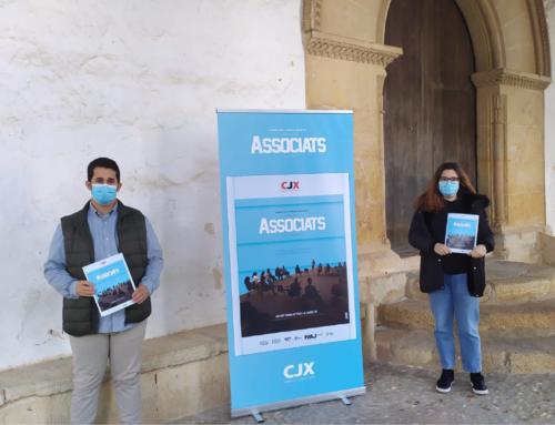 """El Consell de la Joventut de Xàtiva presenta la revista """"Associats 2020"""""""
