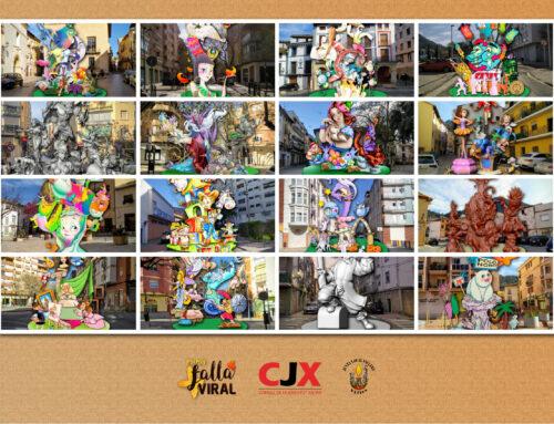 """Ja es pot participar als """"Premis a la Falla més Viral"""" del Consell de la Joventut de Xàtiva"""