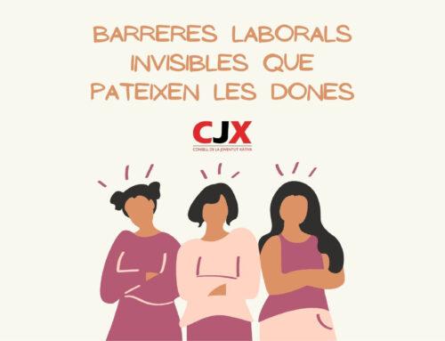 Barreres laborals invisibles que pateixen les dones a l'hora d'accedir al món laboral i les seues conseqüències
