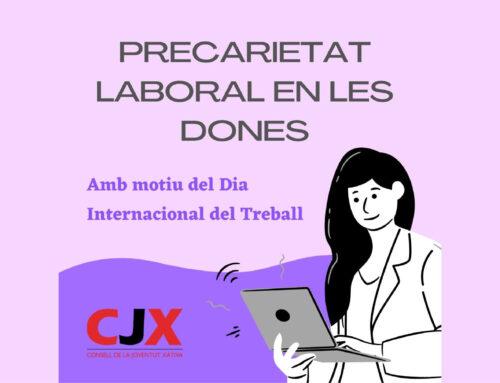 Precarietat Laboral en les Dones: Sabies que pateixen major precarietat laboral que els homes?