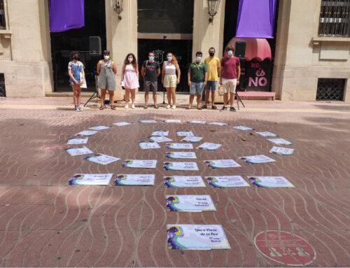 El CJX va condemnar els assassinats masclistes en l'acte mensual del passat diumenge 25 de juliol